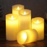 LED Stearinlys